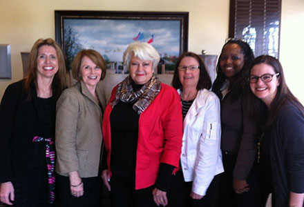 A great team – Texoma Health Foundation