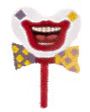 Clown on a Stick